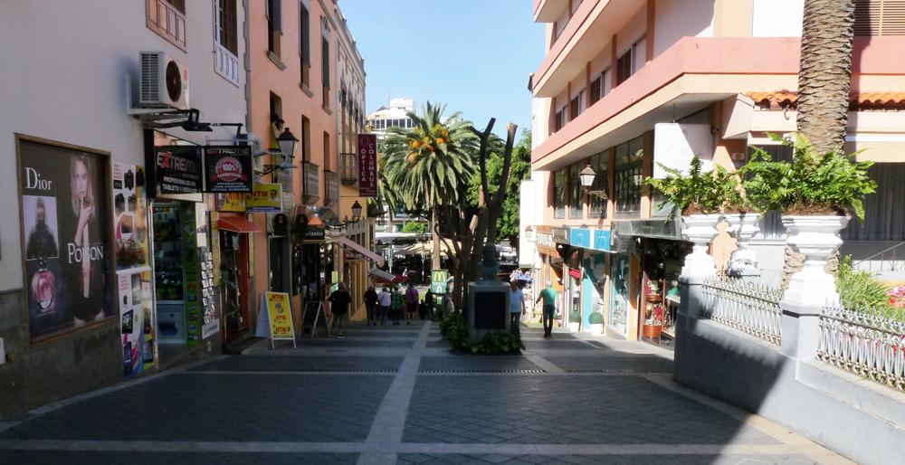 Calle quintana puerto de la cruz - Hoteles baratos en el puerto de la cruz ...