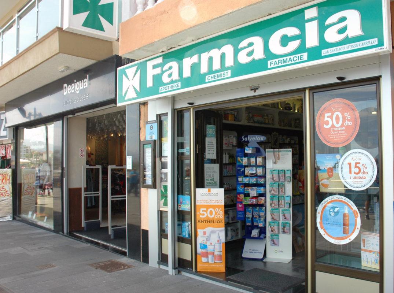 Farmacia san telmo puerto de la cruz - Farmacia guardia puerto del rosario ...