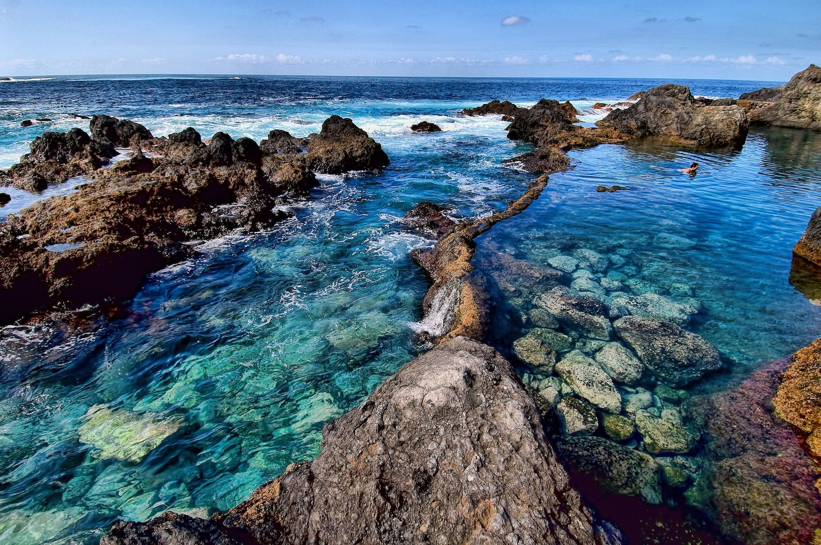 Excursiones puerto de la cruz for Piscina natural de puerto santiago
