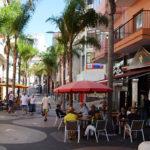 De compras en Puerto de la Cruz