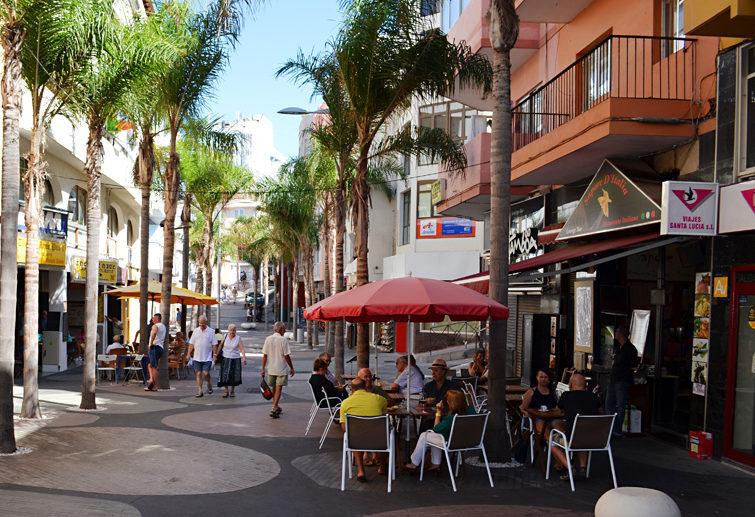 Resultado de imagen de compras en el Puerto de la Cruz