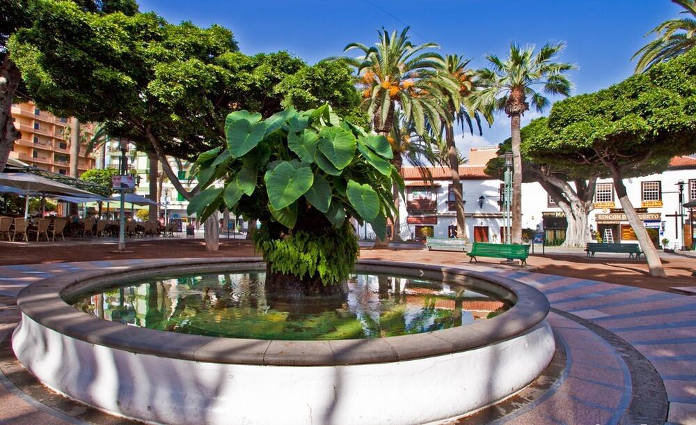 Plaza del charco puerto de la cruz - Hoteles baratos en el puerto de la cruz ...
