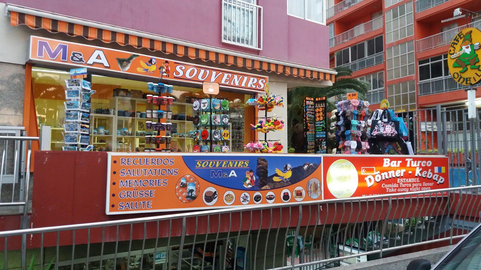 M a souvenirs puerto de la cruz - Farmacia guardia puerto del rosario ...
